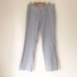 ADIDAS GREY CLIMACOOL STRETCH PANTS